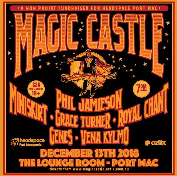 MAGIC CASTLE Fundraiser 2018