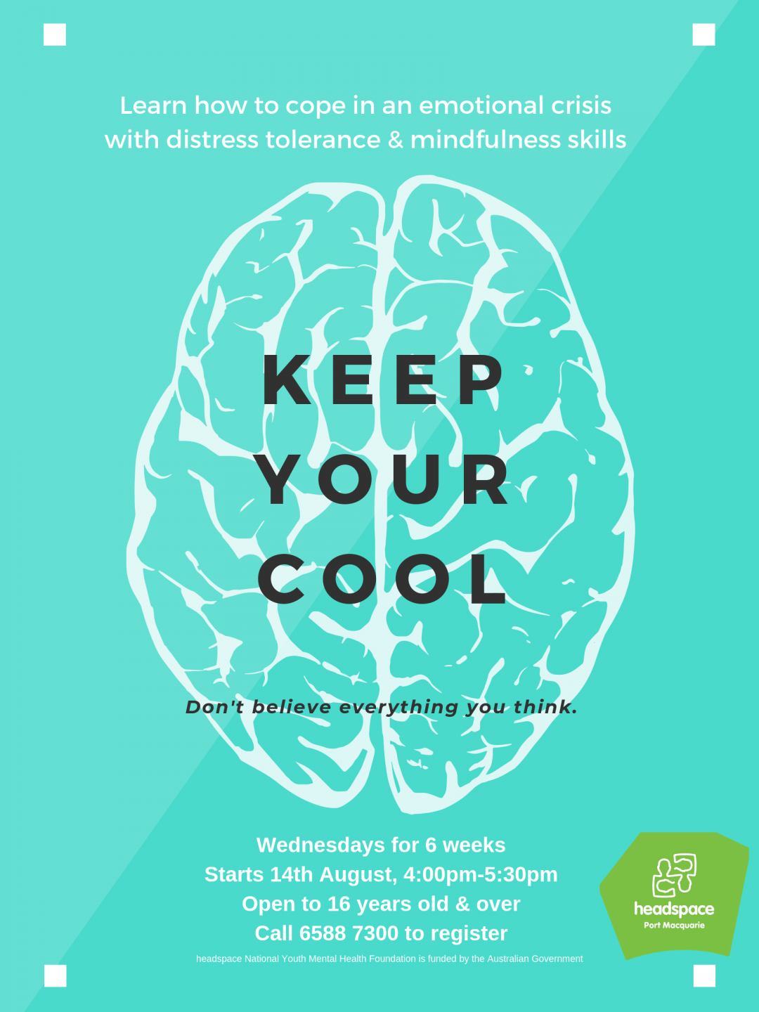 Keep Your Cool poster 5