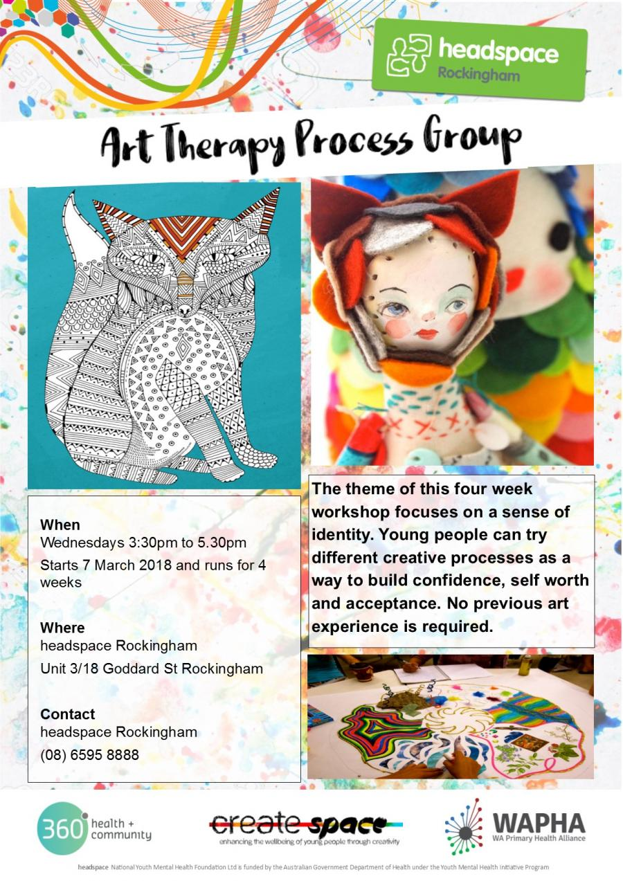 Art Therapy Process Group