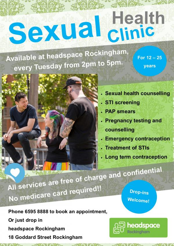 Sexual health clinic near me for free