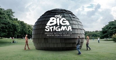 The Big Stigma Social media image