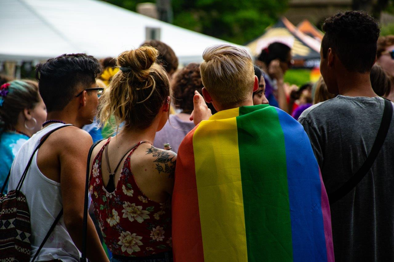 Finding your own LGBTQIA+ community
